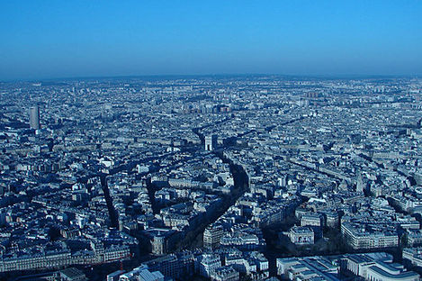 Vinter i Paris