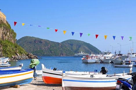 Slående vakkert på Sicilia