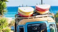Surf's up på Fuerteventura