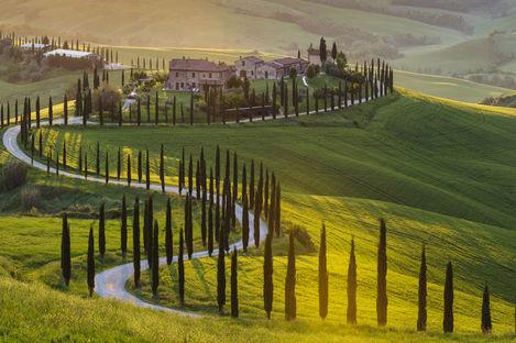 Møt høsten i Toscana