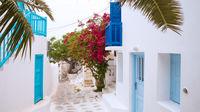 Mykonos er Hellas på sitt aller beste