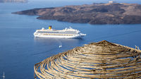 Vårens første cruise i Middelhavet