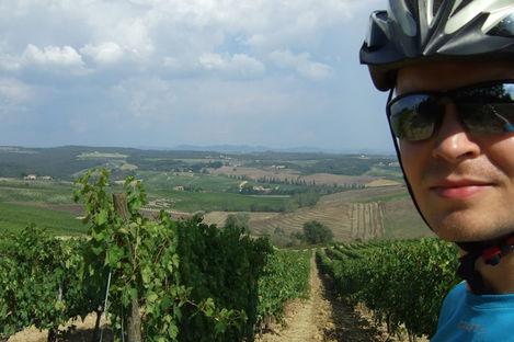 Sykkelferie i Toscana