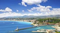 5 storbyer med strand