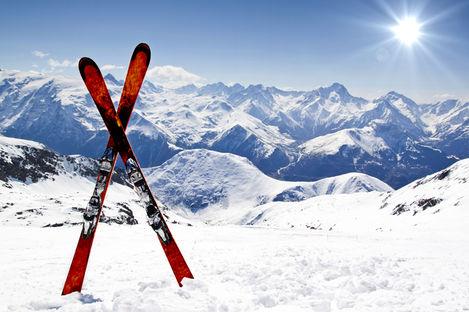 Finn ditt reisemål i Alpene
