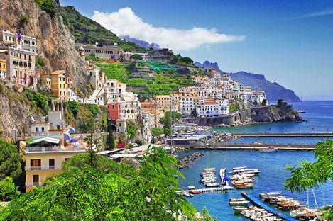 Herlige reisemål i Italia