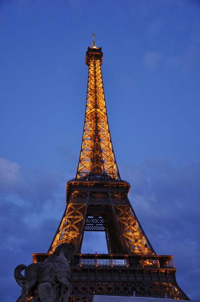 Eiffeltårnet - Bilder Paris, Frankrike - Reiseguiden