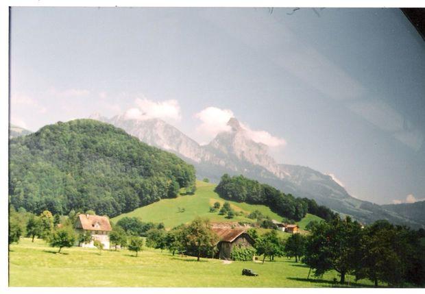 Bekjent sammenligning Østerrike