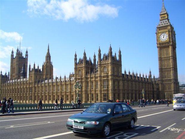 hotell london sentrum