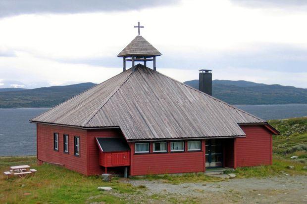 Vats fjellkirke - Bilder Ål i Hallingdal, Norge