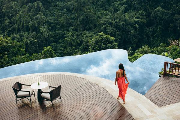 Foto: Hanging Gardens Bali