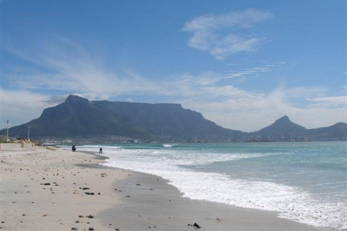 Vackra Kapstaden