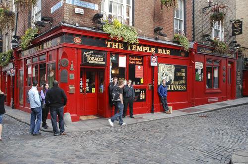 The Temple Bar i Temple Bar