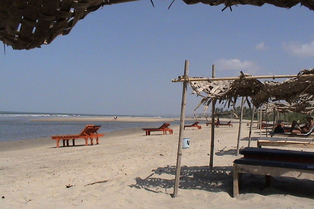 Answem beach     Goa