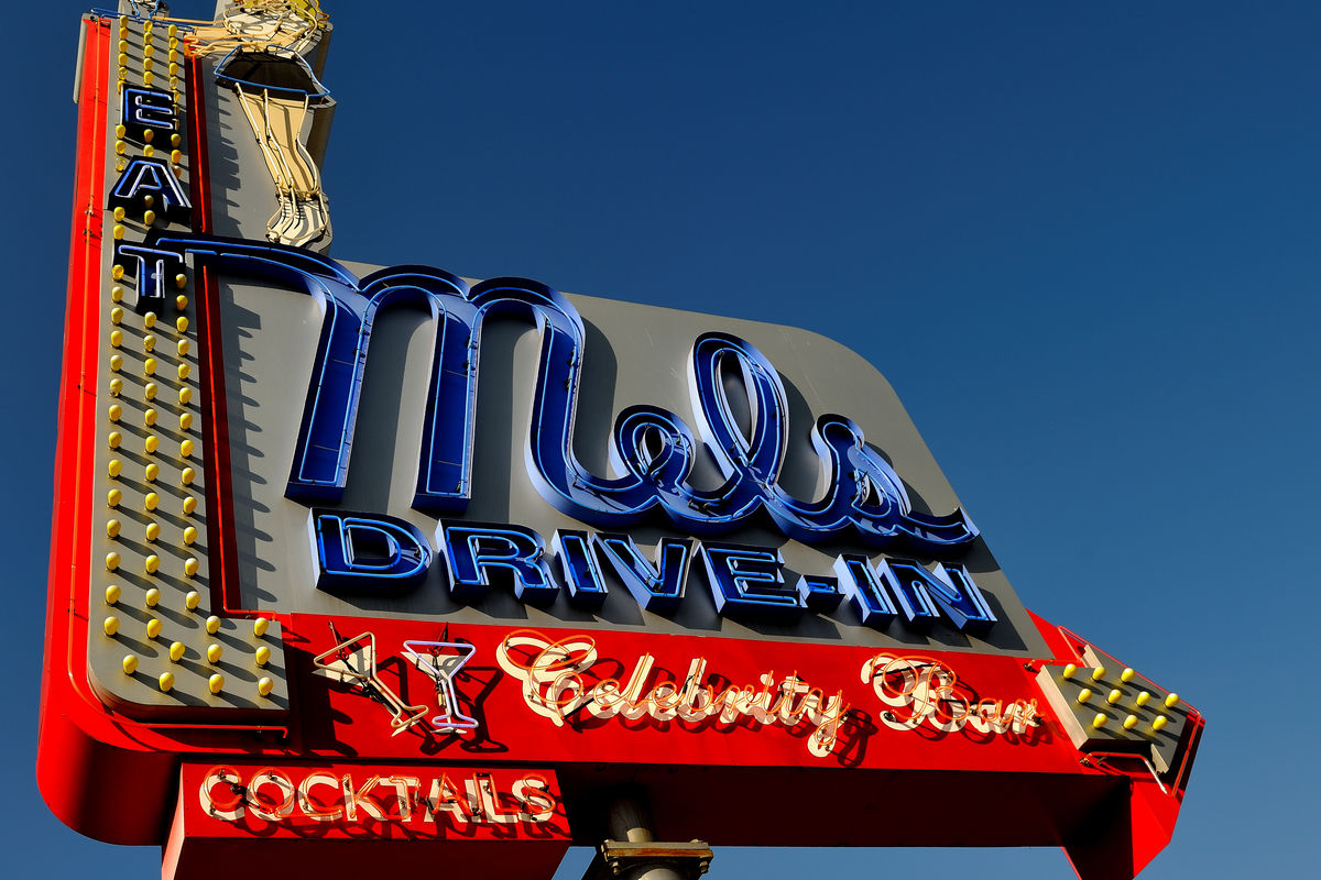 Drive In  Cocktail