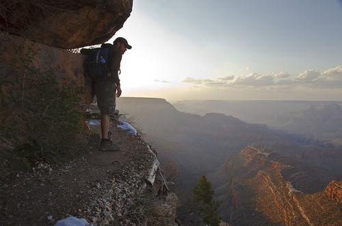 Grand Canyon grandview trail