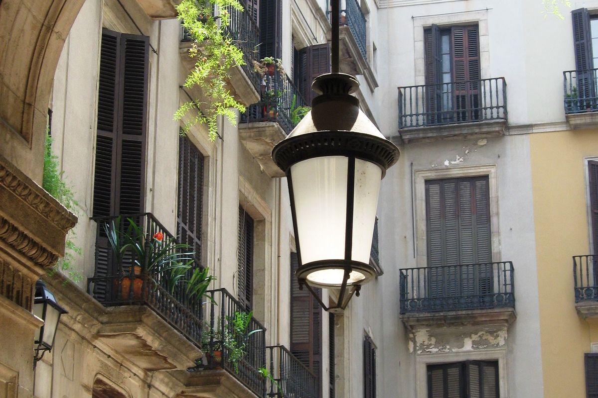 Barcelonas gotiska kvarter