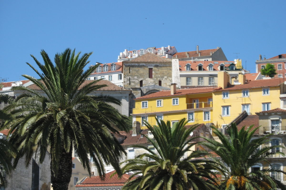 Rundtur i Lissabon