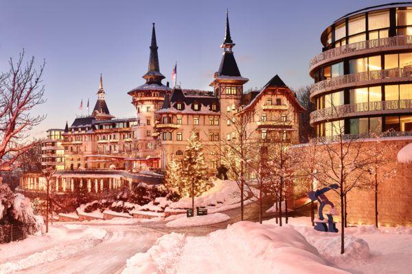 Foto: Dolder hotel