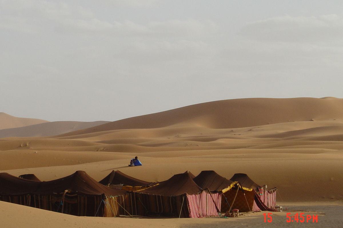 Sahara...