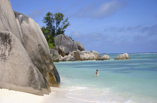 La Digue Anse Source DÁrgent