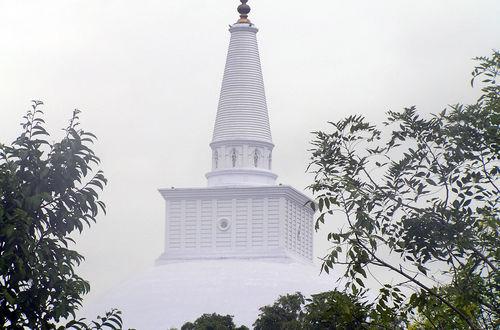 Tempel i gryningen