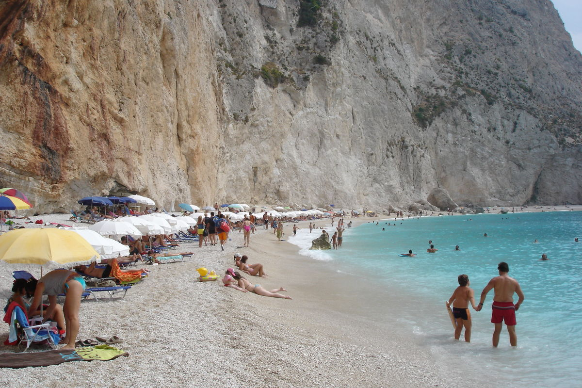 Katsiki beach
