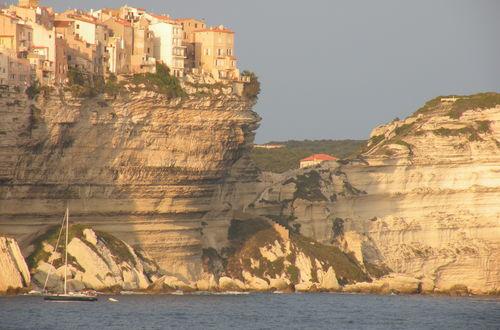 Lilla byn på klippan.