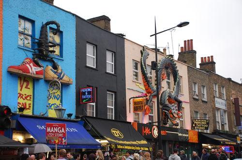 Camden market