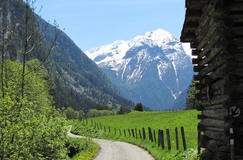 På väg till Himmelwand för fikapaus