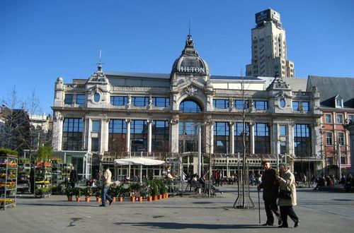 Hilton hotel Antwerpen