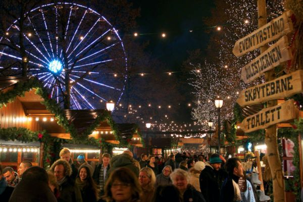 Foto: Jul i Vinterland