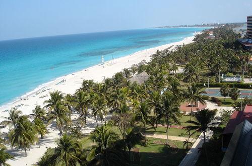 Inget fel på beachen i Varadero