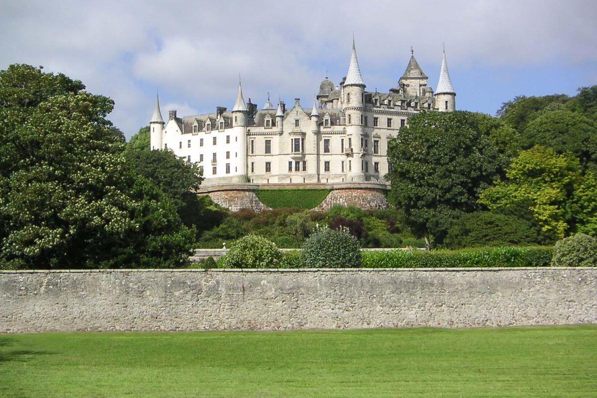 Dunrobin castle