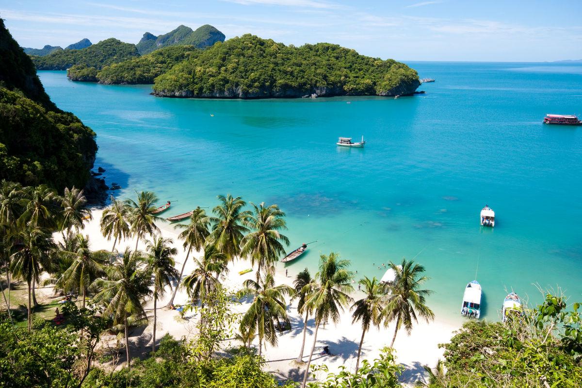 cecae9308 Thailands herligste strender- Reiseguiden