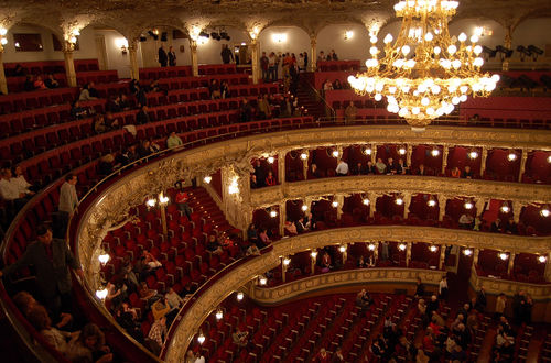 Stadsoperan i Prag