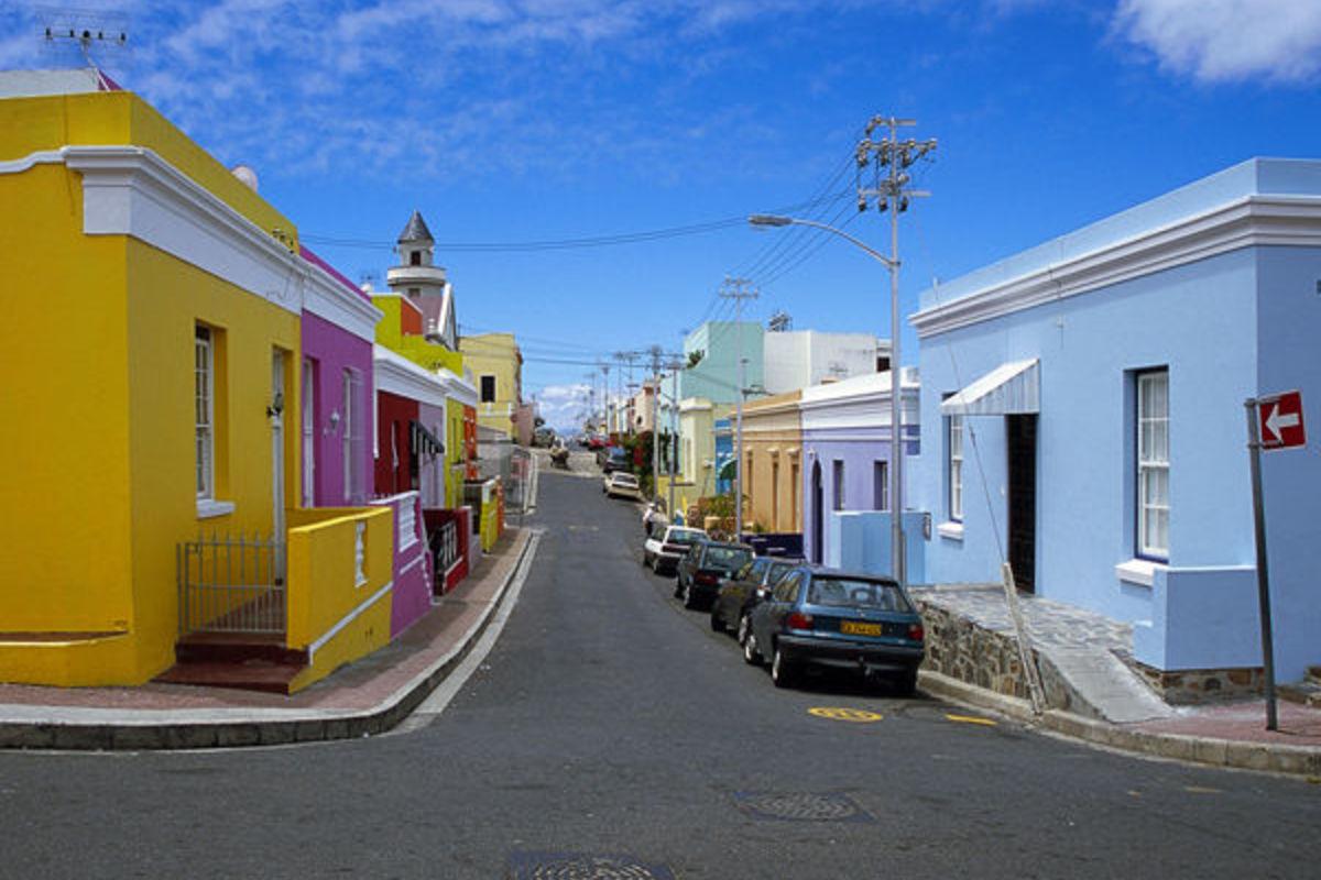 Kapstaden och Tamboerskloof