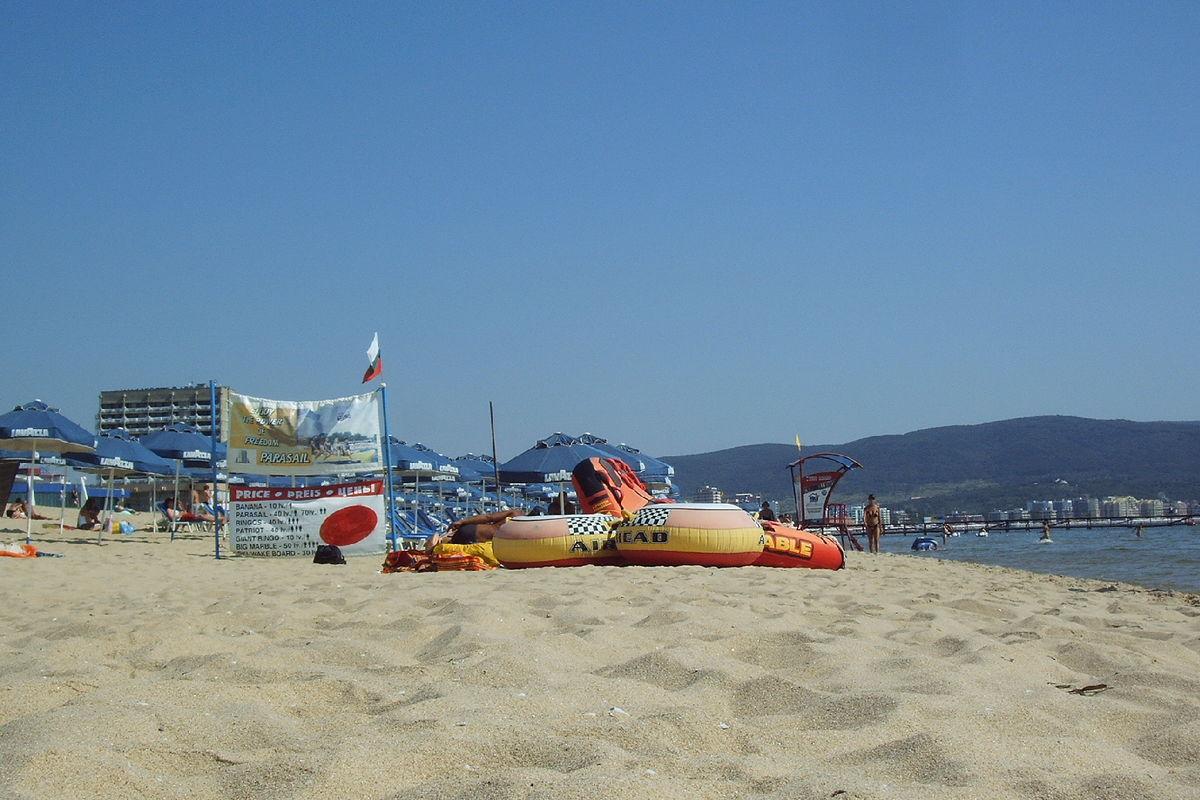 Sunny beach 2006