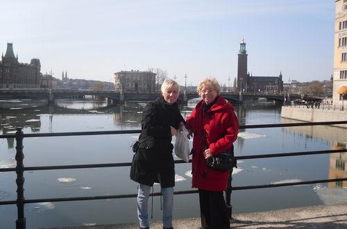 Mor 79 i Stockholm