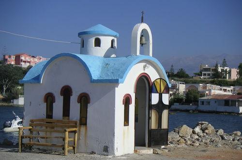 Det lilla blåa kapellet