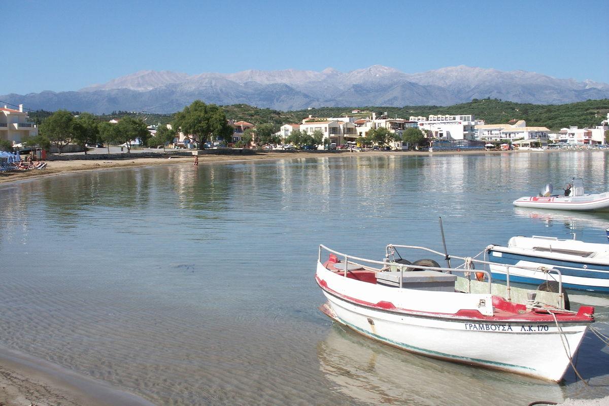 Almirida Bay