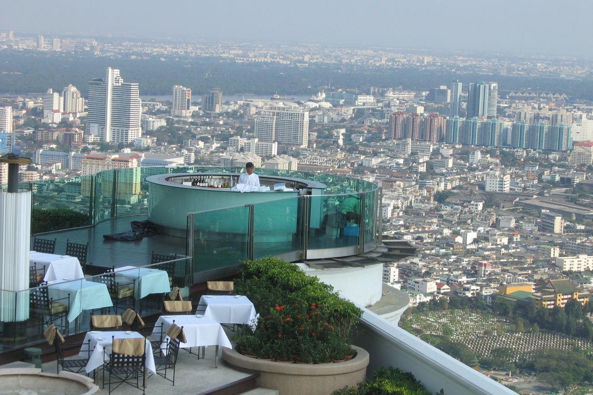 "63rd Floor Restaurant ""Sirocco"""