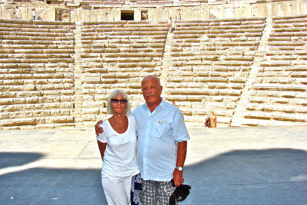Aspendos  Teater