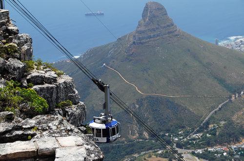 Table Mountain - Måste upplevas!